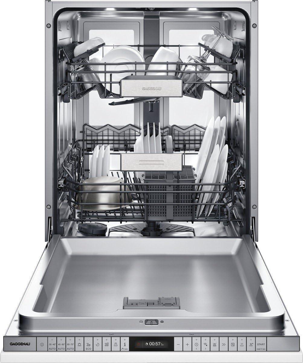 Gaggenau lavavajilla Totalmente Integrado DF 481 162 DE 60 cm ...