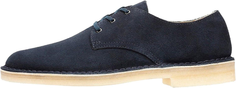 Clarks Originals Mens Desert Crosby Suede Shoes