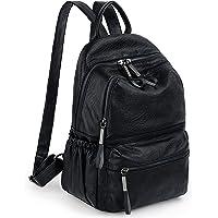 Women Backpack Purse Ladies Rucksack School Shoulder Bag for PU Leather/Nylon Version UTO
