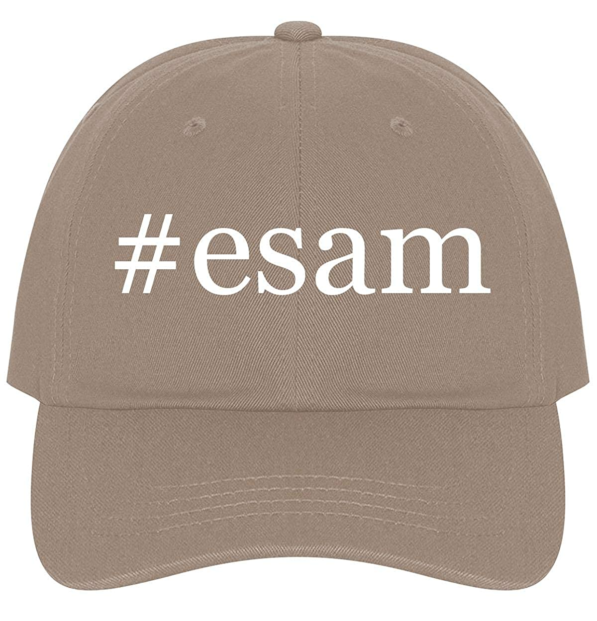 The Town Butler #Esam - A Nice Comfortable Adjustable Hashtag Dad Hat Cap