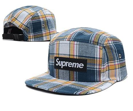 Supreme fünfstück gorra snapback sombreros/gorras (colour azul y ...