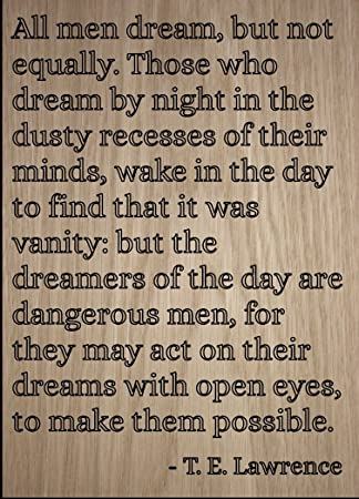 Amazoncom All Men Dream But Not Equally Those Quote By