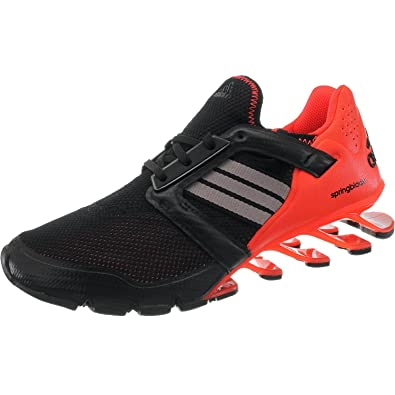 adidas Men s Springblade E-Force Running Shoes Black Black  Amazon.co.uk   Shoes   Bags d764bfff7