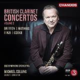 British Clarinet Concertos 2 [Michael Collins; BBC Symphony Orchestra] [CHANDOS : CHAN 10891]