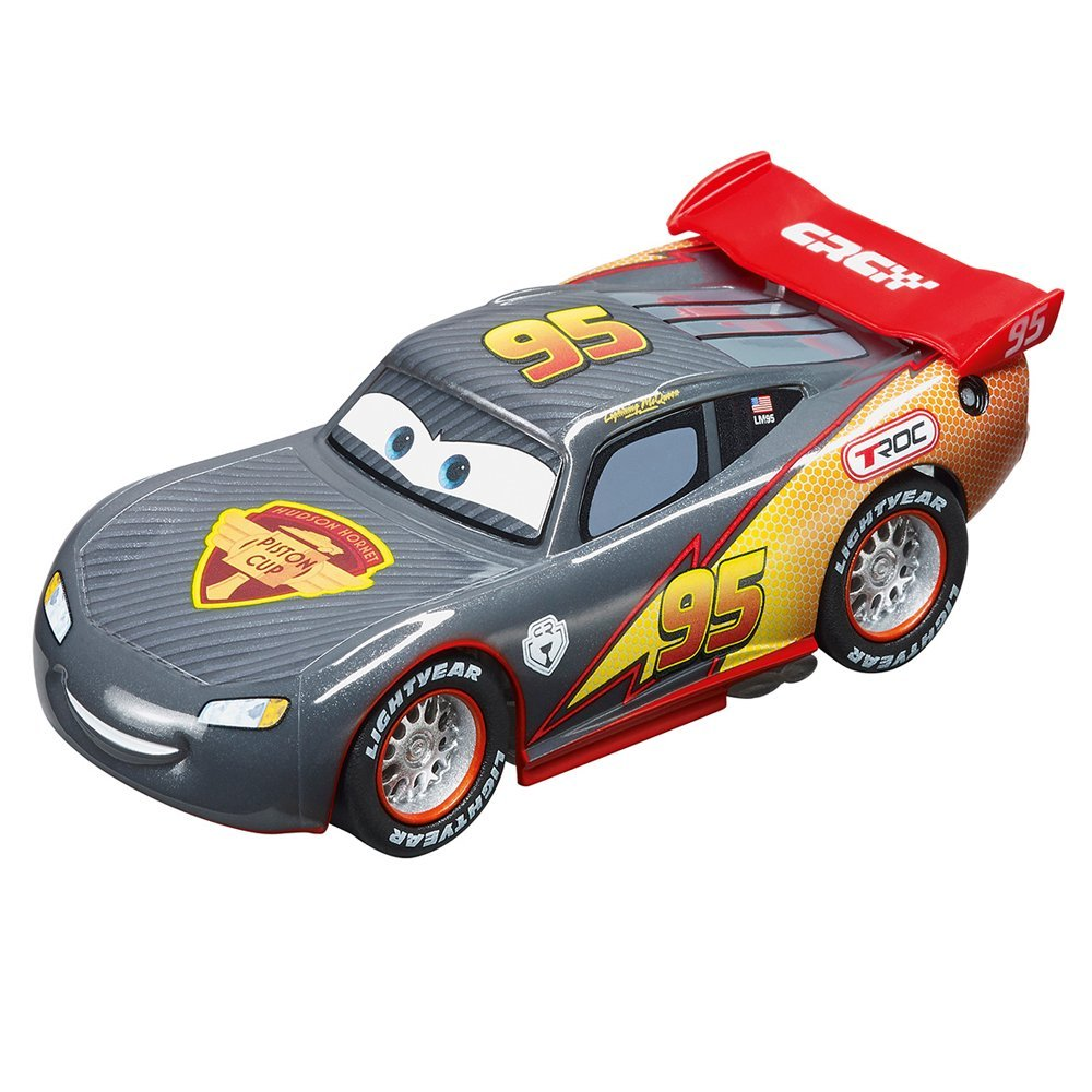 Carbon Lightning McQueen Carrera Go!! 20064050 Modellini in Scala Disney Pixar Cars