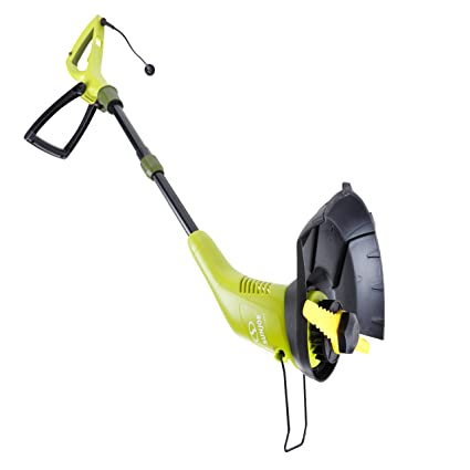 Amazon.com: Sun Joe eléctrico stringless recortador, Verde ...