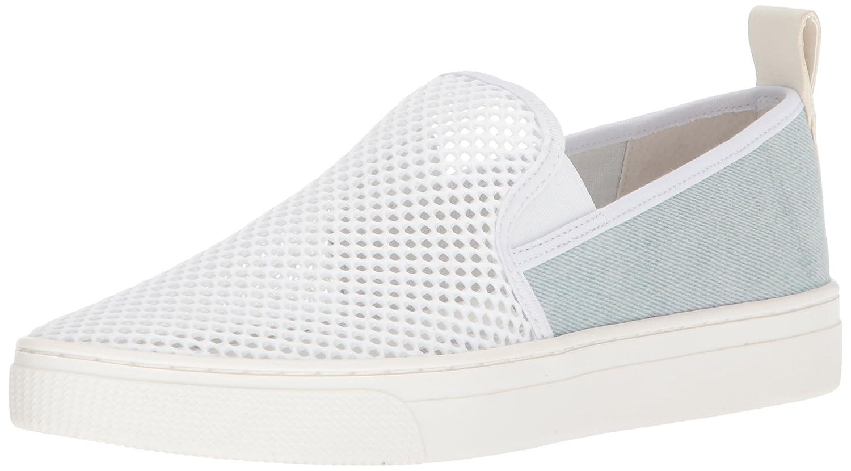 Dolce Vita Women's Geoff Sneaker B079H5HXJH 7 B(M) US|White Mesh