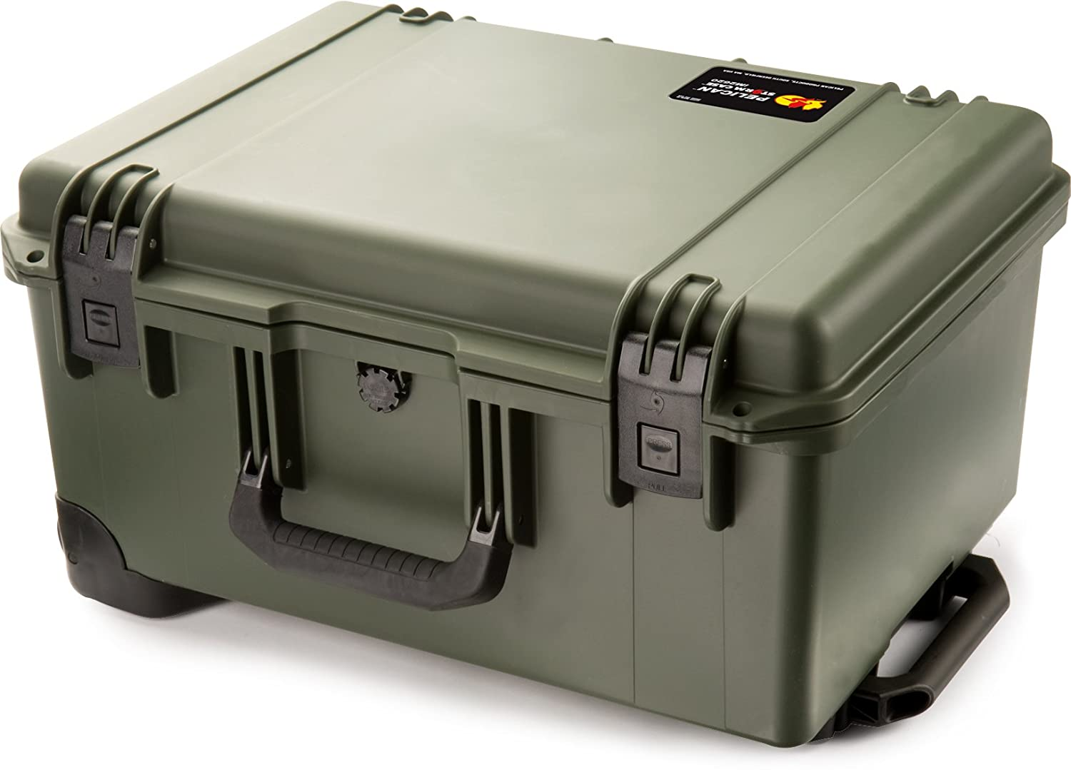 Pelican iM2620 OD Green with foam & TSA lock.
