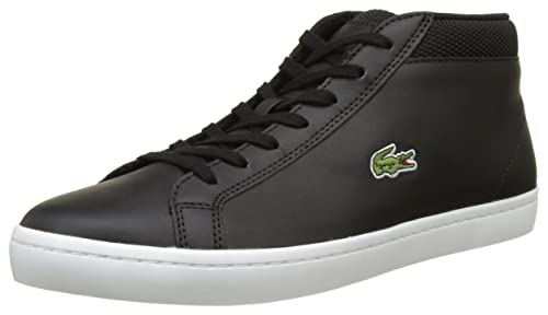 Lacoste Ampthill Chukka, Sneaker Donna, Nero (Blk), 42 EU