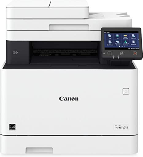 Amazon.com: Canon Color imageCLASS MF741Cdw - Multifunción ...