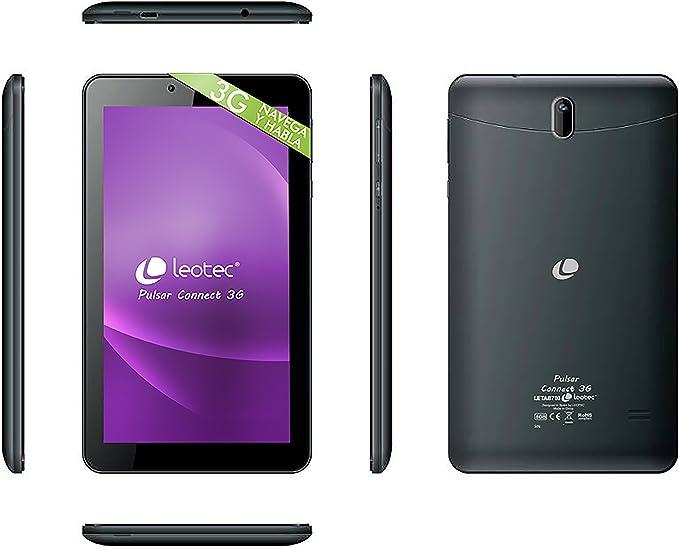 Leotec Pulsar Qi3G Tableta de 7