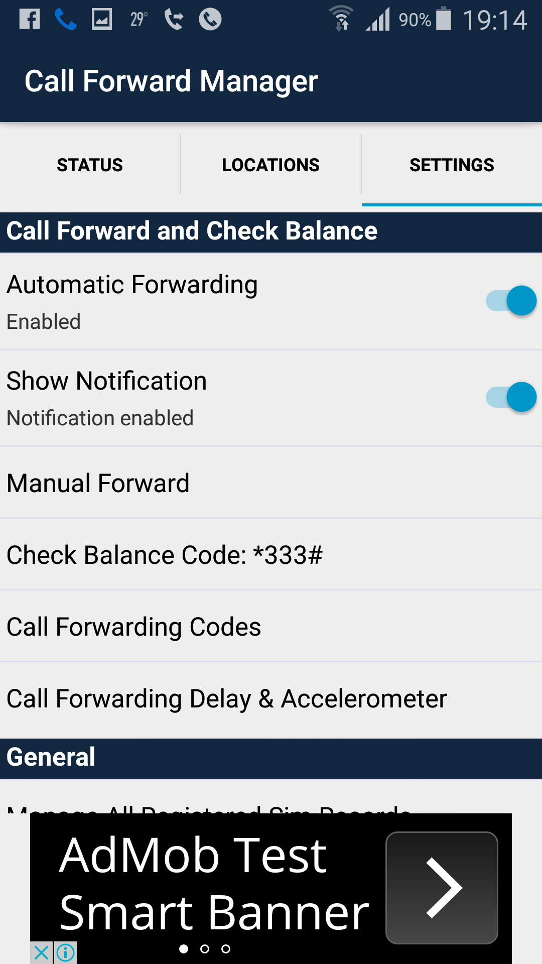 Amazon com: Call Forward Manager: Appstore for Android