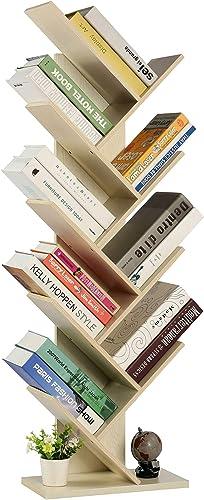 Berry Ave 9-Tier Tree Bookshelf