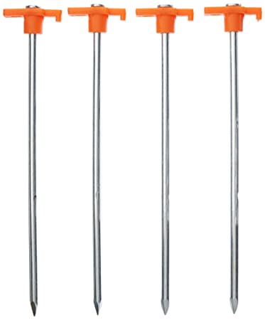 Coghlanu0027s Heavy Duty Nail Pegs 10-Inch  sc 1 st  Amazon.com & Amazon.com : Coghlanu0027s Heavy Duty Nail Pegs 10-Inch : Tent Stakes ...