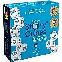 Rory's Story Cubes Actions - Dobbelspel voor de hele familie - Uren speelplezier voor alle leeftijden - Taal: Nederlands…