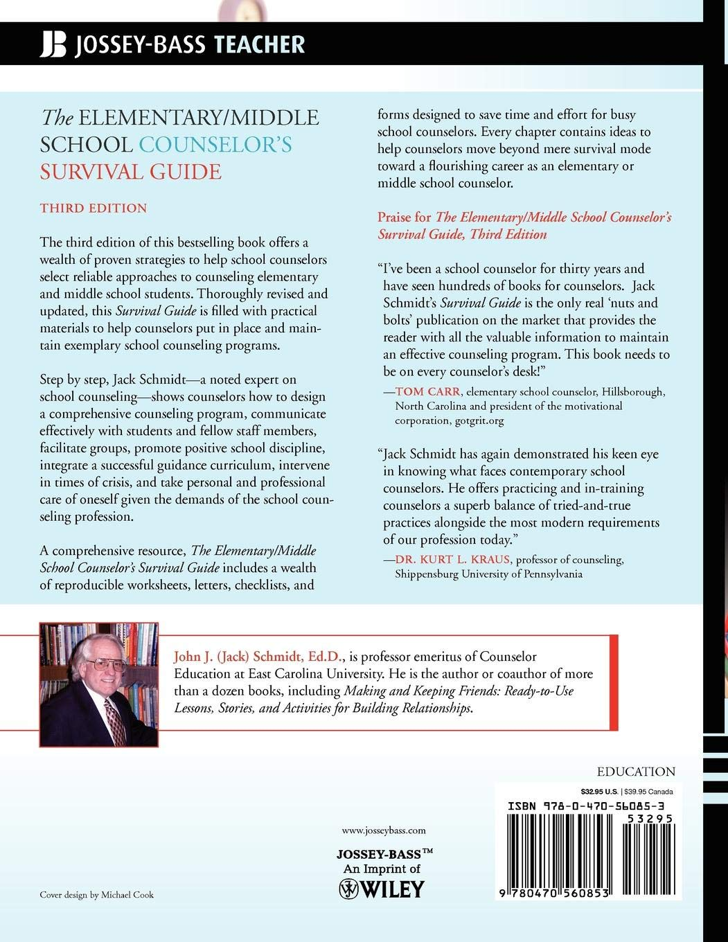Buy The Elementary / Middle School Counselor′s Survival ...