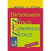 DICTIONNAIRE DES SCIENCES ECONOMIQUES ET SOCIALES