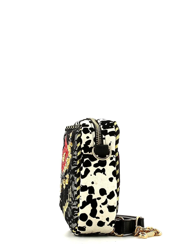 Desigual Shopper durch reference 57 x 50 Farbe D6 Borgona