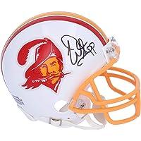 $110 » Warren Sapp Tampa Bay Buccaneers Autographed Riddell Throwback 1976-1996 Mini Helmet - Autographed NFL Mini Helmets