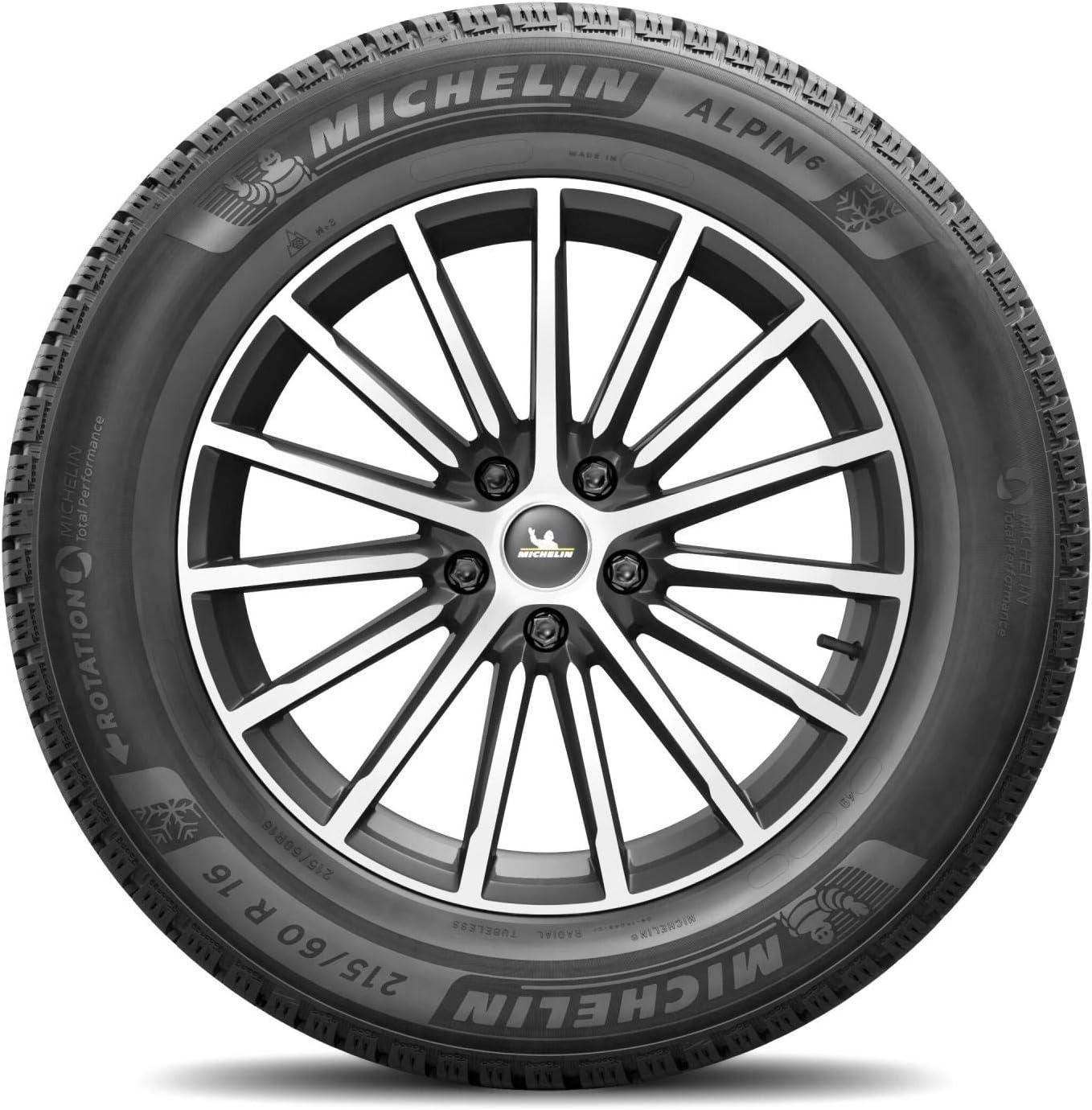 Reifen Winter Michelin Alpin 6 215 60 R16 99t Xl Auto