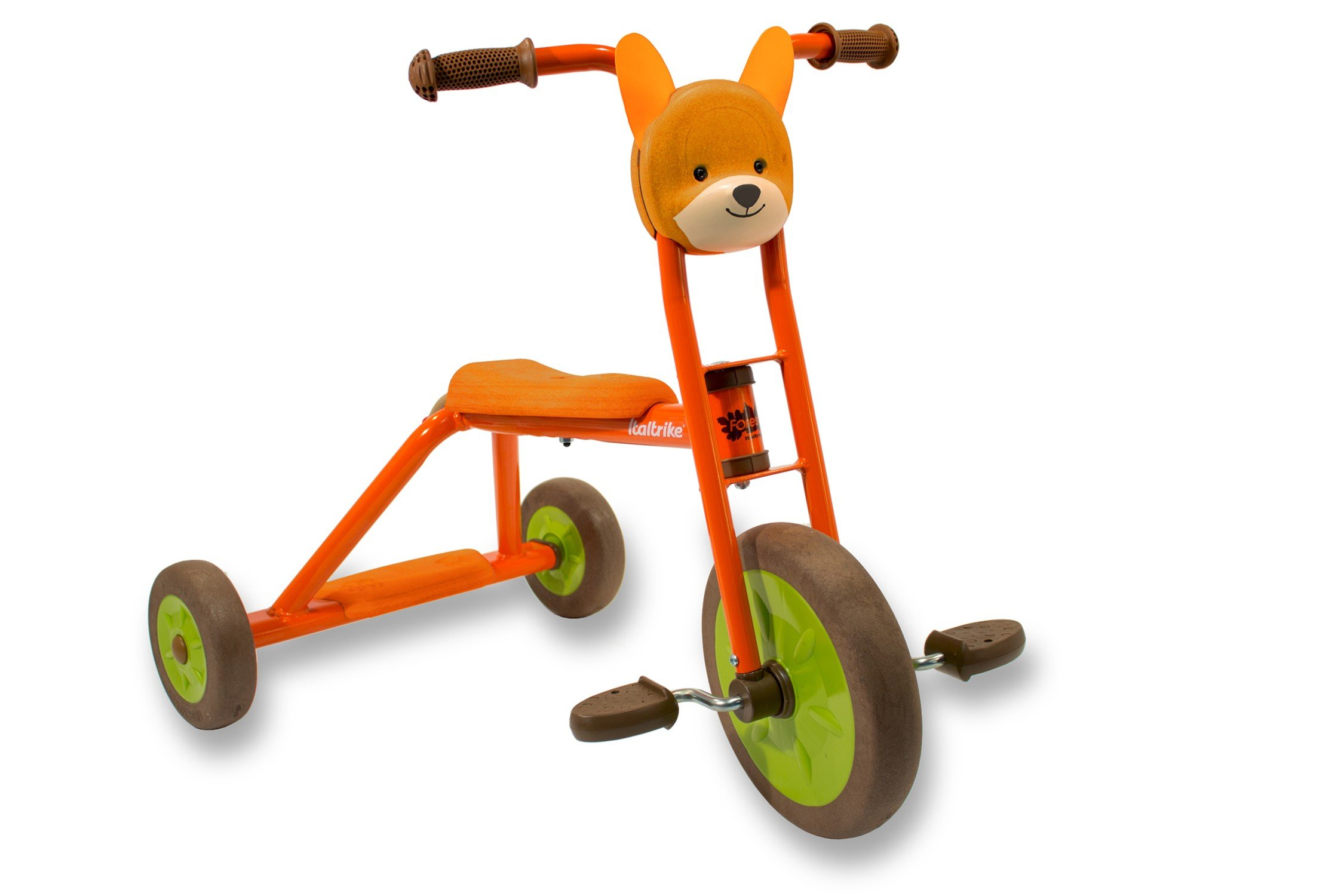 Italtrike Forester Fox Medium Tricycle, 12''