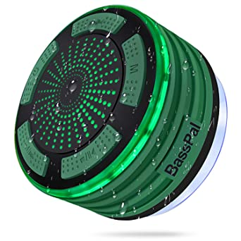 Review BassPal Shower Speaker, IPX7