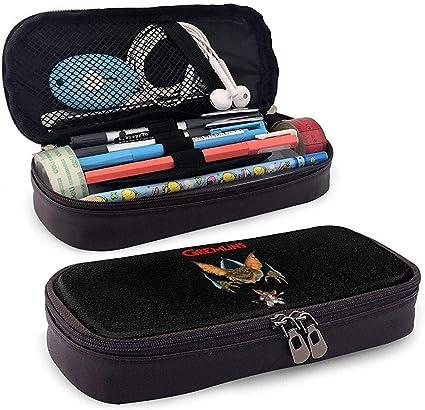 Estuche de lápices Gremlins Estuche para bolígrafo Estuche para maquillaje Bolsa para escuela Oficina Universidad: Amazon.es: Oficina y papelería