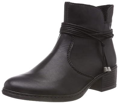 Rieker 77658 Damen Handtaschen Stiefeletten Schuhe amp; FgxP6q7g0w