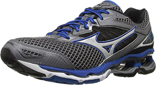 mizuno mens running shoes size 9 youth gold trainer junior
