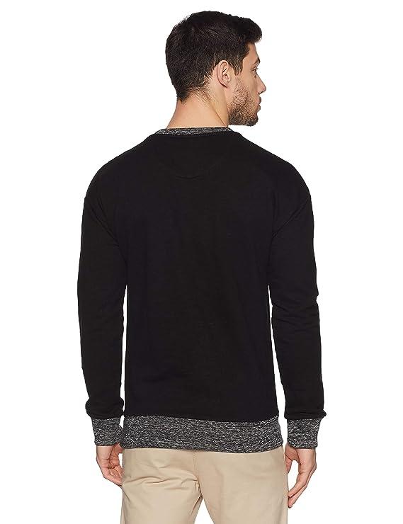 2f09b25ecc4f9 Celio Men s JESLUB Sweatshirt, (Black), Medium  Amazon.co.uk  Clothing