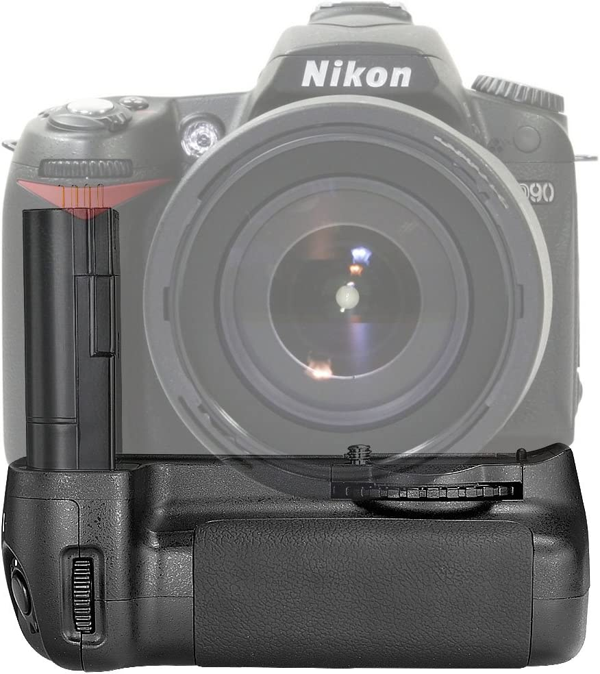 NEEWER Battery Grip para Nikon D80 D90 MB-D80: Amazon.es: Electrónica