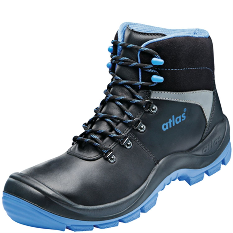 Atlas S3 Sicherheitsschuhe Arbeitsschuhe Stiefel SL 525 XP blue blau ESD:  Amazon.de: Schuhe & Handtaschen