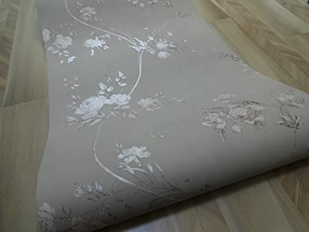 Colefax And Fowler Darcy Wallpaper 0795709 Colour Grey