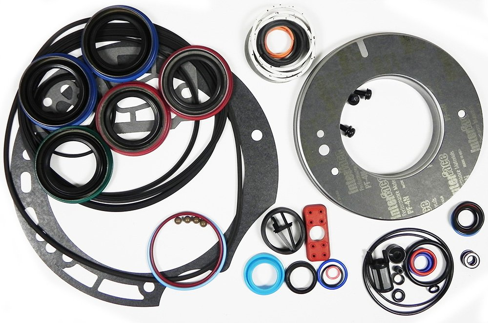 A604 41TEB 04-ON AUTOMATIC TRANSMISSION REBUILD BANNER KIT