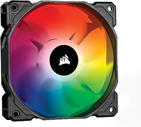 no... Corsair SP Series 120mm High Performance LED single fan SP120 RGB LED