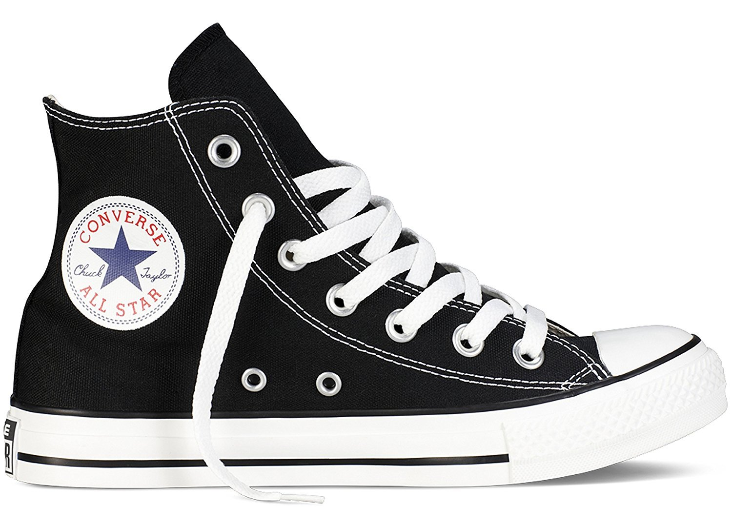 Converse Chuck Taylor 17875 Etoiles Low Top Sneakers Mode Sneaker B07BY2CSQQ Mode Noir (Noir/Blanc) 27bcebe - shopssong.space