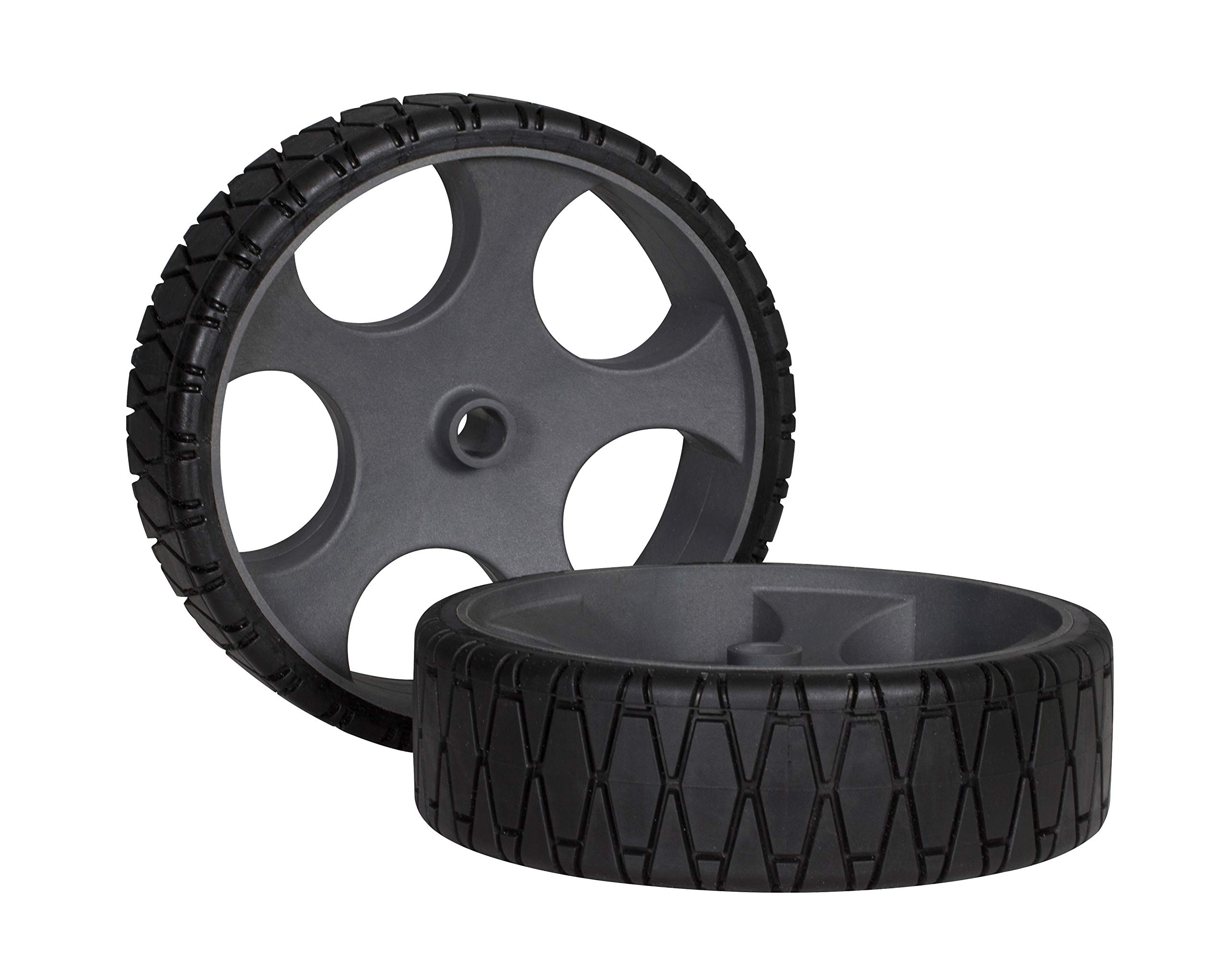 "Wilderness Systems 12"" Flat Wheels"