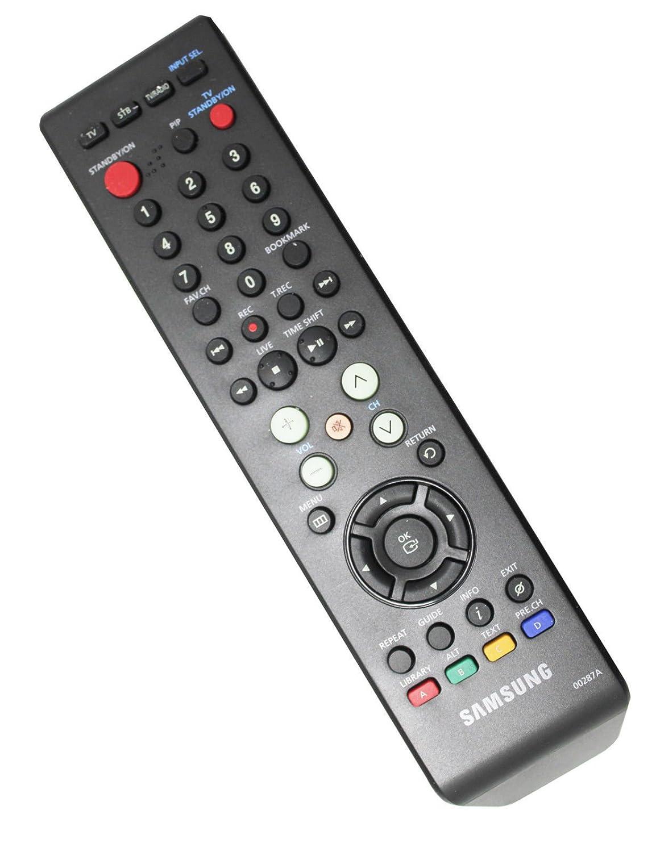 デュラパワーHDTVスマートユニバーサルリモートコントロールコントローラfor Samsung un65hu8500 F、un65hu8500fxza、un65hu8550、un65hu8550 F、un65hu8550fxza、un65hu9000、un65hu9000 F、un65hu9000fxza B019E2MOB2