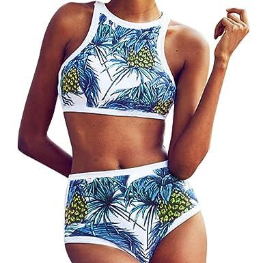Le Palm - Haut de bikini imprimé étoiles - Bleu Achat De Dédouanement Acheter Pas Cher Obtenir Authentique oyTTAsMG8
