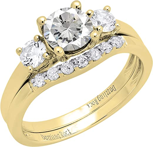 Dazzlingrock Collection LC2407-6389-14K-P product image 9