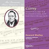 Czerny: Romantic Piano Concerto Vol. 71 - Klavierkonzerte in F-Dur/a-Moll & B-Dur