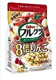 カルビー フルグラ 8倍りんご 600g×6袋
