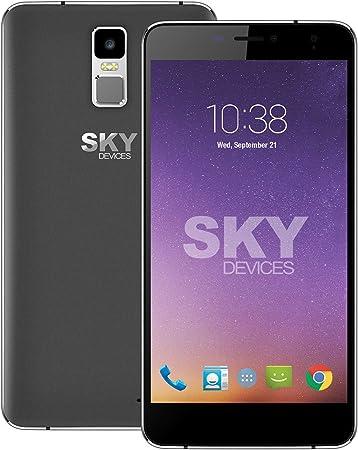 SKY Devices Platinum 6.0 Plus, Smartphone Android Desbloqueado ...