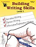 Building Writing Skills Level 1  - Using a 5-Step Writing Process to Teach Writing (Grades 3-5)