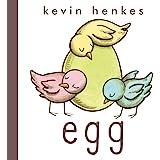 Egg Board Book