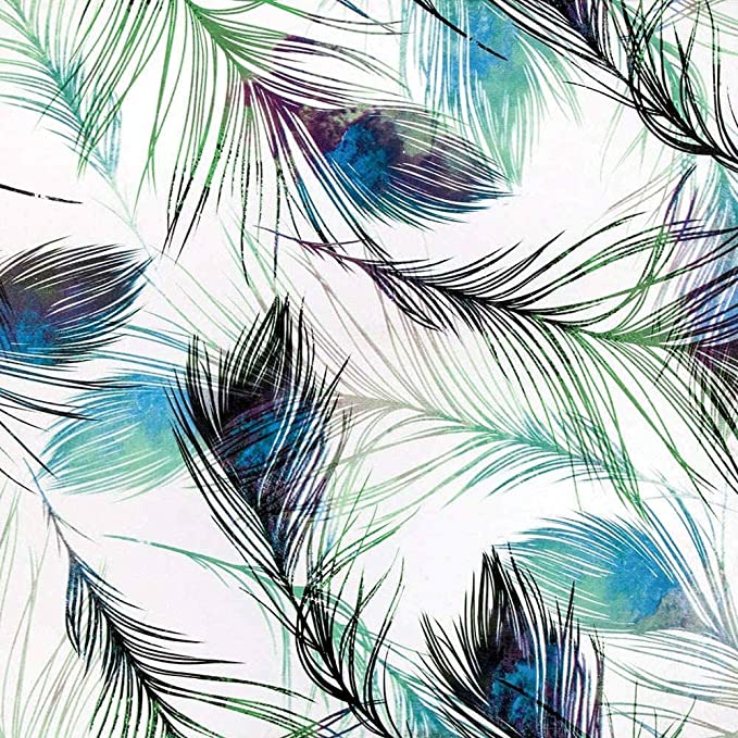 3D Dark Art Feather Design 592 Removable Wallpaper Self Adhesive Wallpaper Extra Large Peel /& Stick Wallpaper Wallpaper Mural AJ WALLPAPERS