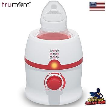 Amazon.com: trumom 3 en 1- bebé calentador de biberones ...
