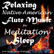 Relaxing Native American Flute Music for Meditation Sleep