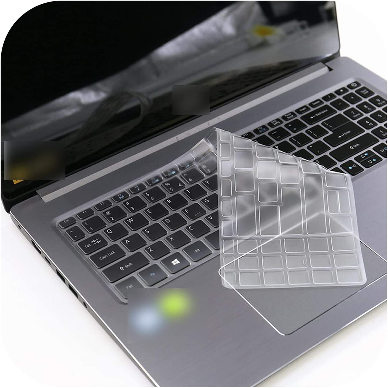 Laptop Notebook Keyboard Cover Skin for Acer Aspire 5 A515 52 A515 52G A515 52K A515 52Kg A515 53G A515 54 A515 54G 15.6''-TPU-