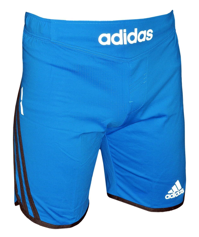 Adidas MMA Short (ソーラーブルー, L)